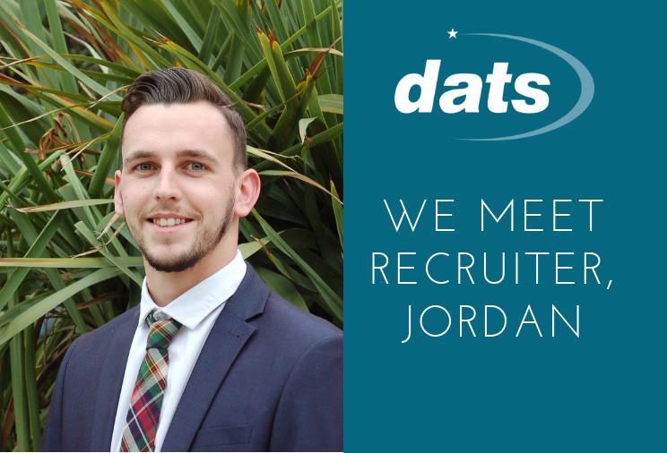 We meet Consultant, Jordan