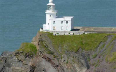 Hartland Point Lighthouse – 3D Modelling