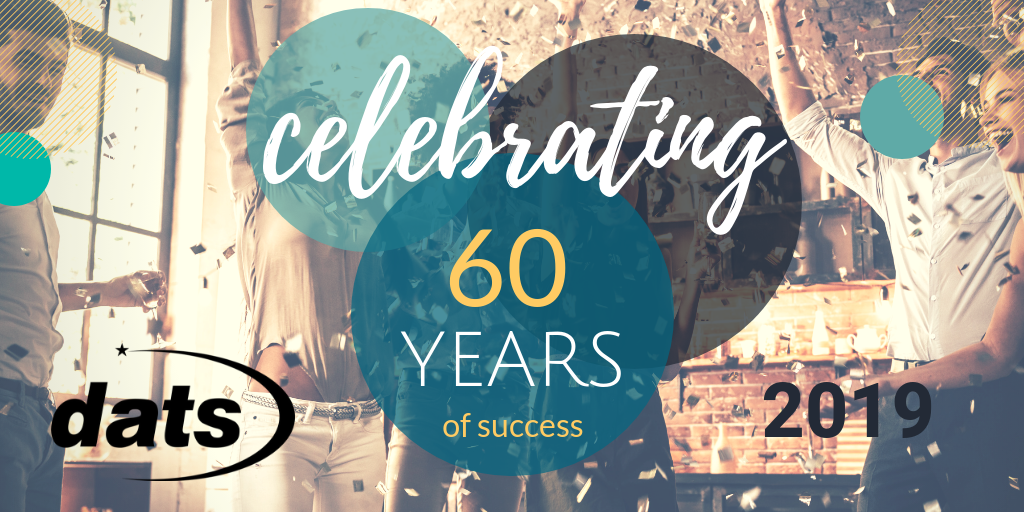 It's our 60th year!