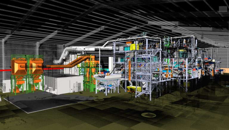 Point Cloud Scanning – A view of the future