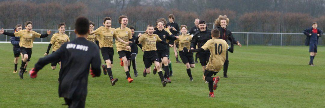 Proud sponsors of Inny Boys JFC U15s