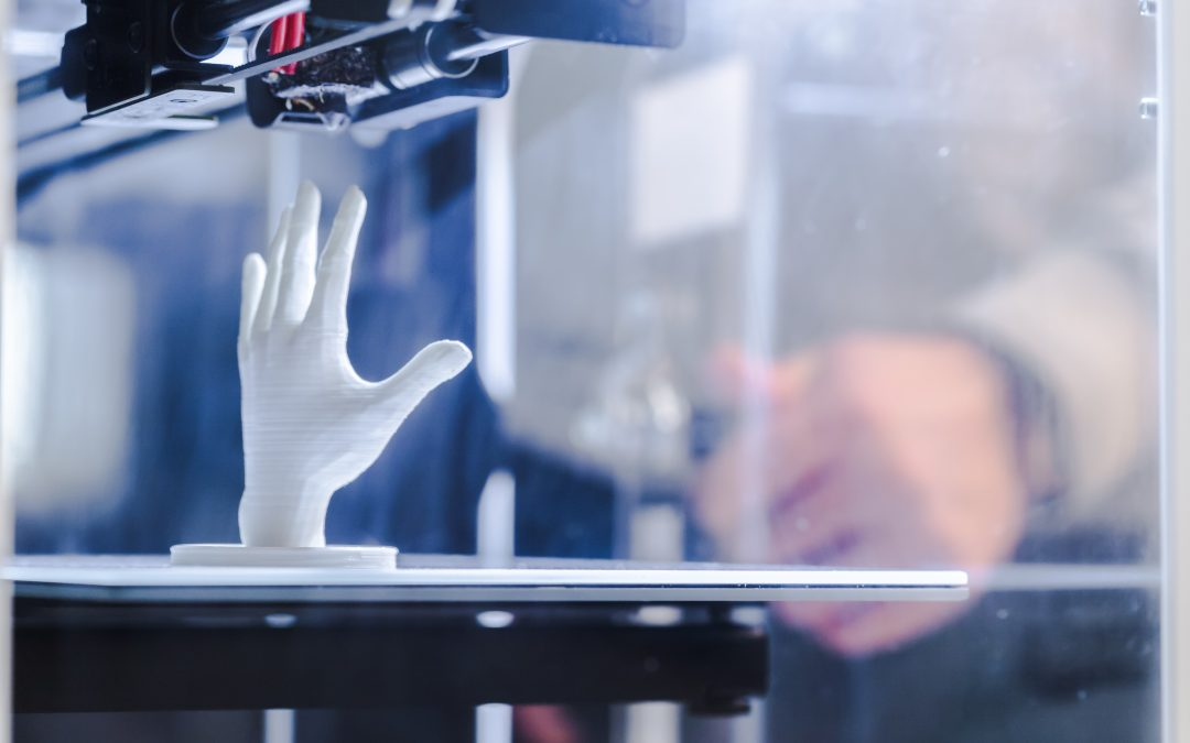 3D printing – the new manufacturing