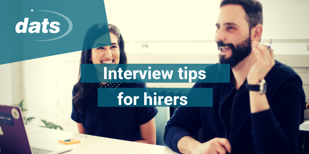 Interview tips for hirers