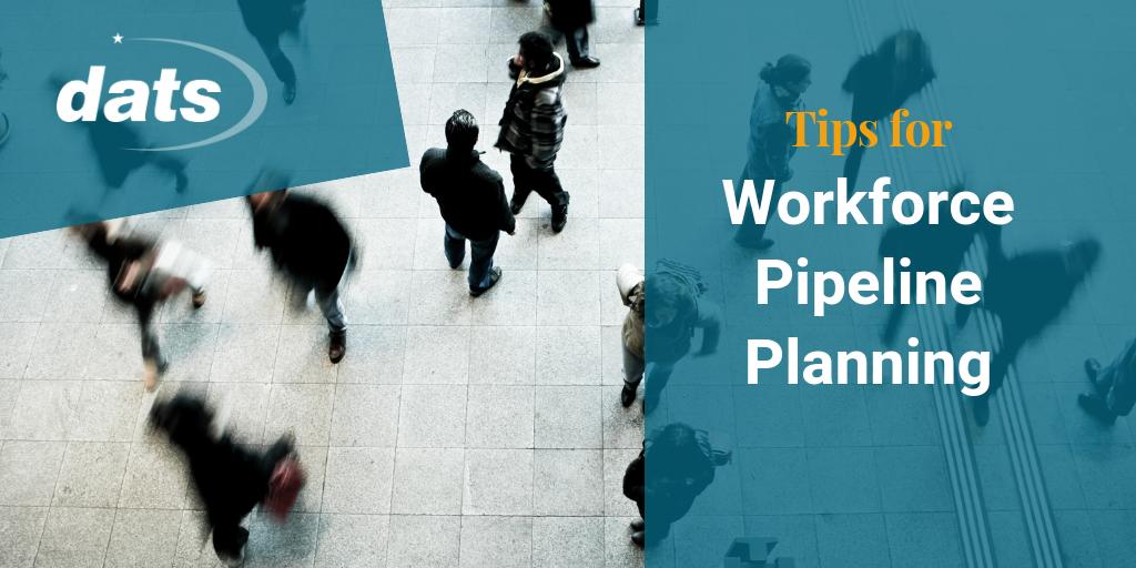 Workforce pipeline planning